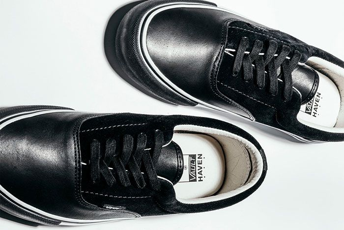 Haven Vans Vault Era Black Top