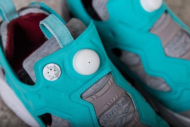 Sneakers N Stuff X Reebok Pump Fury 4