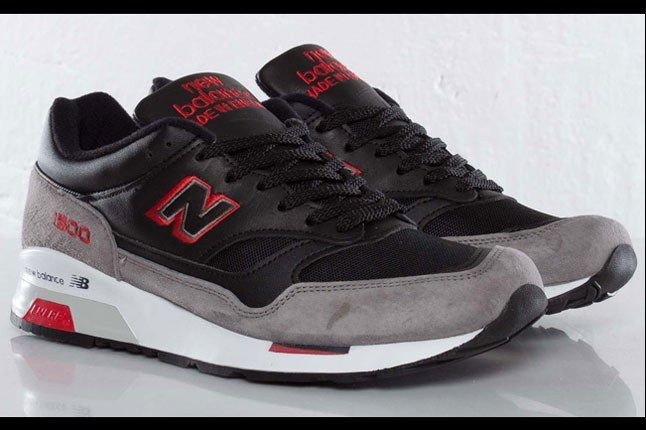 New Balance 1500 (Grey/Red/Black) - Sneaker Freaker