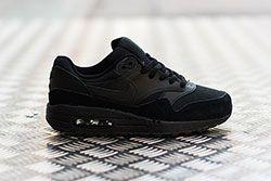 Nike Air Max 1 Triple Black Thumb