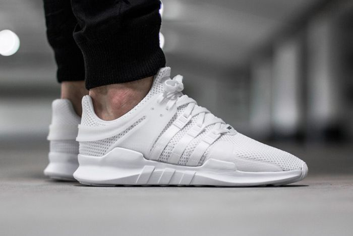Adidas Eqt Support Adv Triple White2