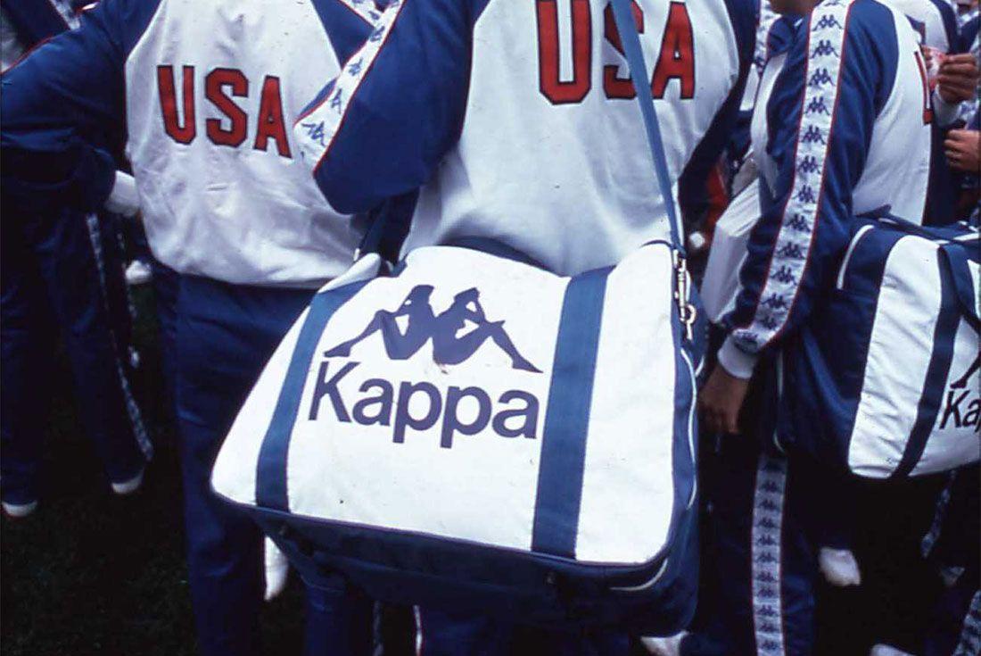 Kappa Usa Track And Field Olympics Bags