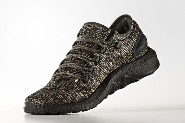 Adidas Pure Boost Night Cargo 4