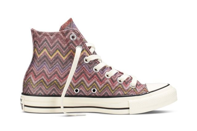 Missoni Converse Fall 2014 Ct As Collection 2