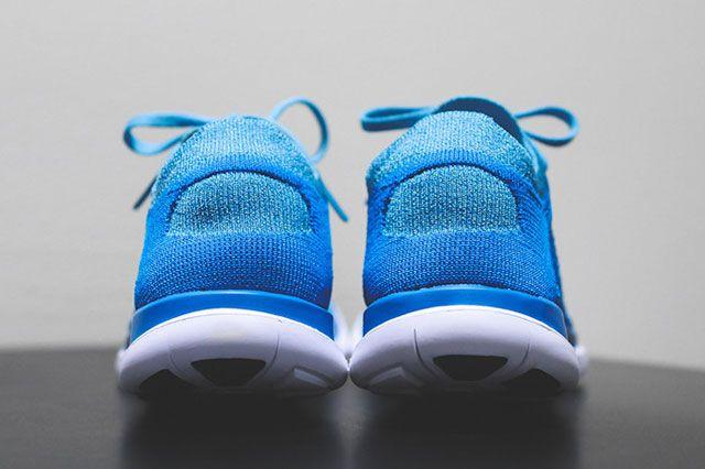Wmns Flyknit 4 0 Turquoise Heel