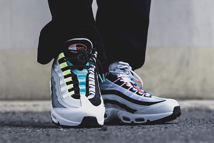 Nike Air Max 95 Greedy 2 0 Neon Front