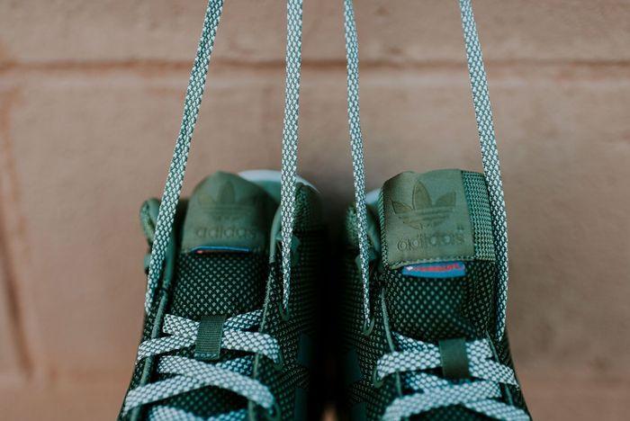 Adidas Zx Flux 58 Tr Green