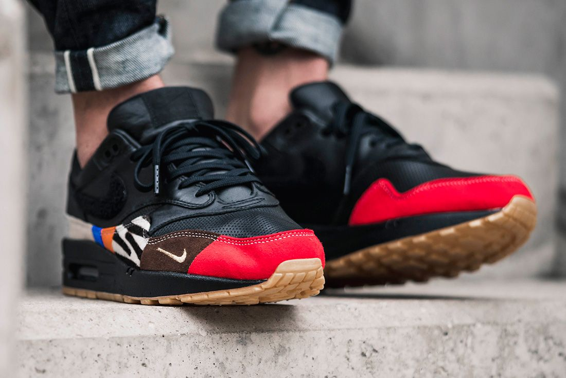 Nike Air Max 1 Master Black 7 1