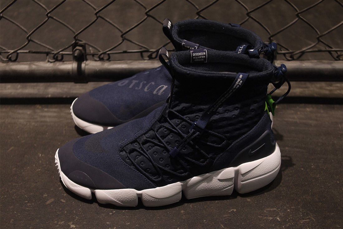 Nike Air Footscape Mid Utility Tokyo Limited Edition For Nonfuture Mita Sneakers 12