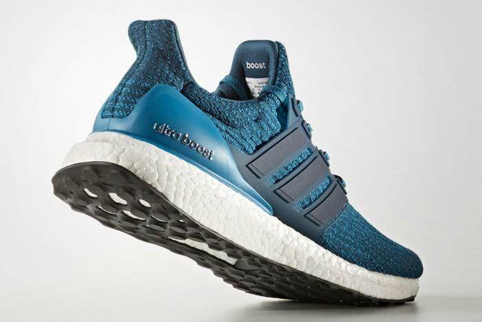 Adidas Ultraboost Petrol Night Blue 1