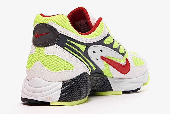 Nike Air Ghost Racer At5410 100 Rear Angle
