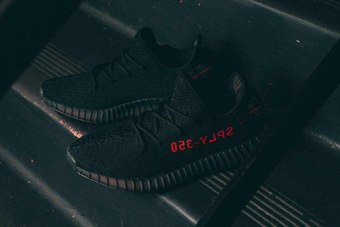 Adidas Yeezy Boost 350 V2 Black11
