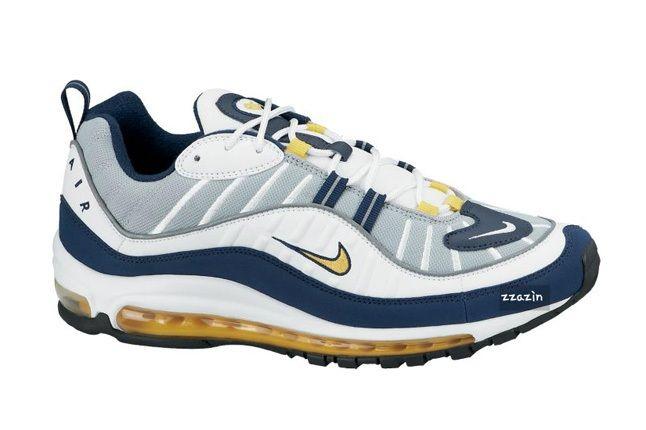 Nike Am98 Colourways Fw 3