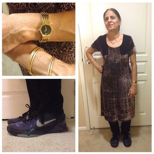 Sneaker Grandma 7