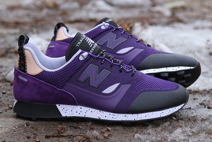 New Balance Trailbuster Reengineered Purple 2