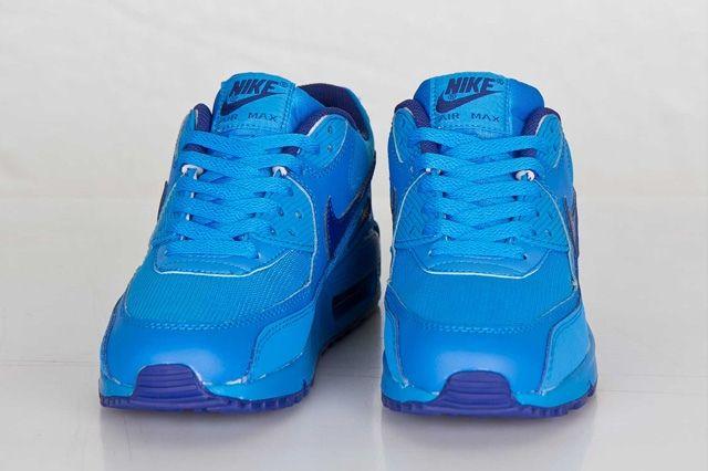 Nike Air Max 90 Gs Photo Blue 2