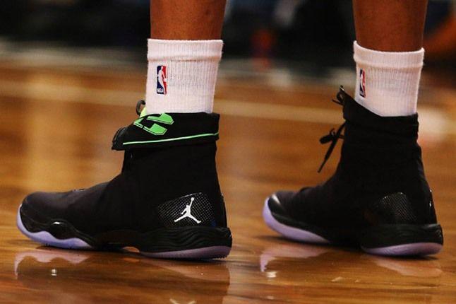 Russell Westbrook In The Air Jordan Xx8 28 On Floor 1