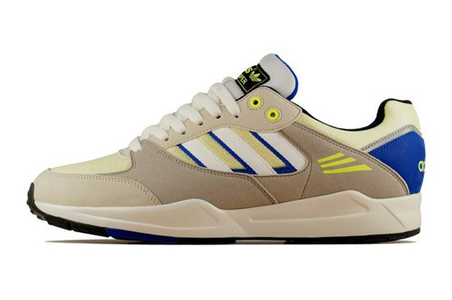 Adidas Tech Super Haze Yellow Profile 1