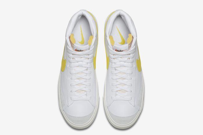Nike Blazer Mid 77 Opti Yellow Top