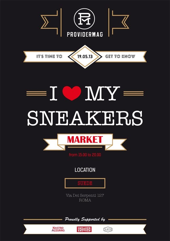 Provider Mag I Love My Sneakers 1