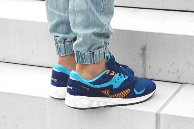 Saucony Grid 8000 Pack 4