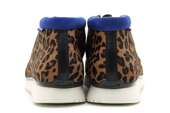 Atmos Clarks Leopard Heel 2