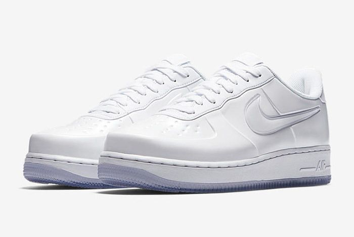 Air Force 1 Foamposite Pro Cup White 3