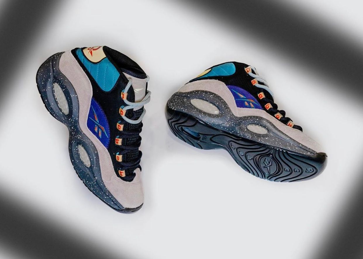 Nice Kicks x Reebok Question Mid 'Bubba Chuck'