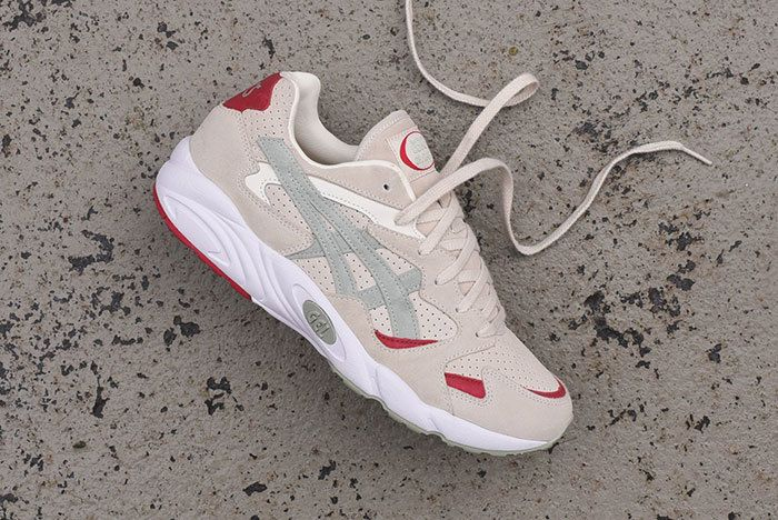 Asics Gel Diablo Birch Seagrass 1