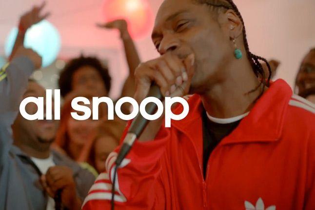 Snoop Adidas 3