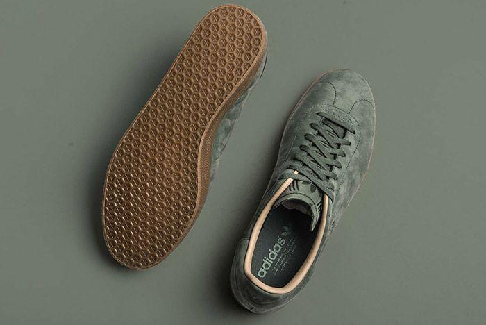 Adidas Gazelle Decon Trace Green 3