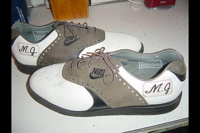 Michael Jordan Golf Spikes 1