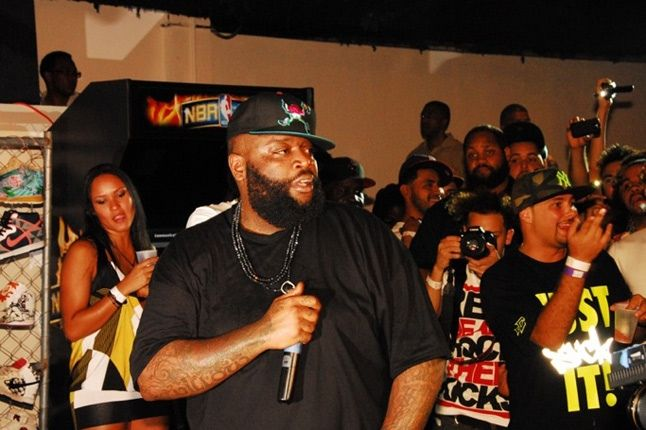 Rick Ross Sneaker Pimps Miami 2 1
