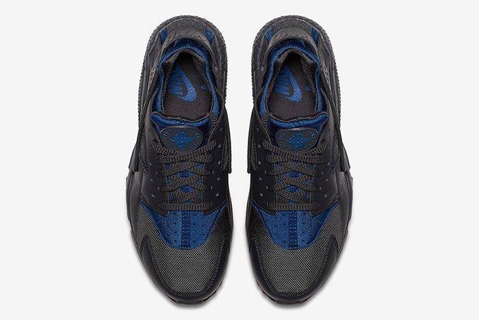 Nike Air Huarache Gym Blue Obsidian 3
