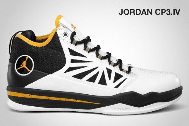 Jordan Cp3 Iv Sunstone 1