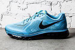 Nike Air Max 2014 Polarized Blue Black Thumb