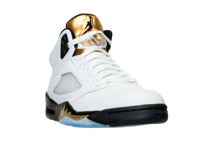 Air Jordan 5 Olympic4
