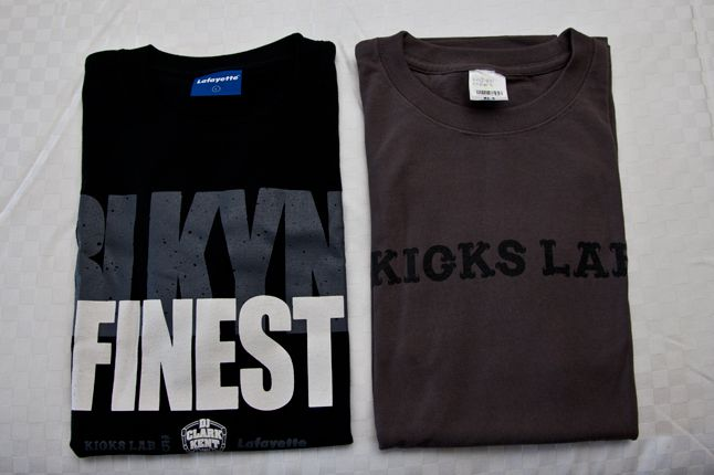 Kicks Lab Tees 2 1