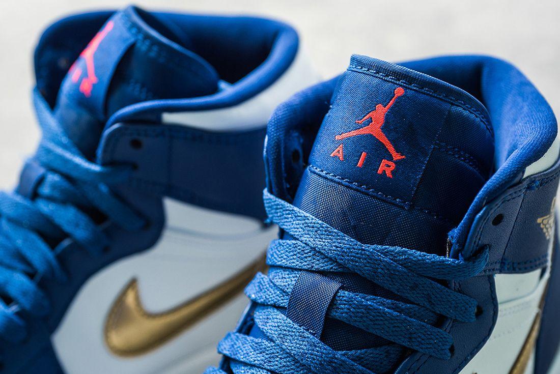 Air Jordan 1 Retro High Olympic6