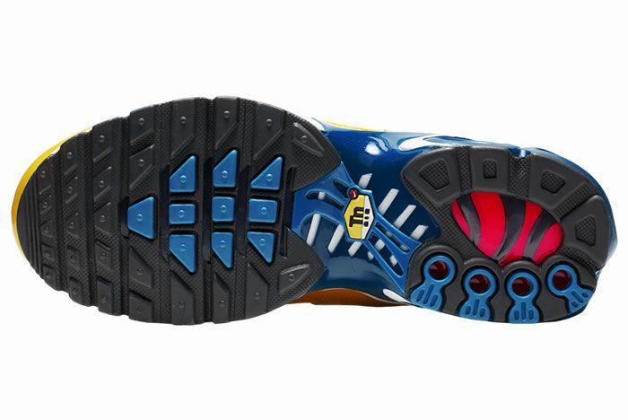 Nike Air Max Plus Gs Cj9987 600 Sole Shot 2