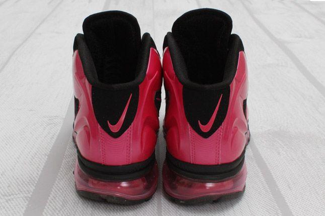 Nike Air Max Flyposite Vivid Pink Black Heels 1