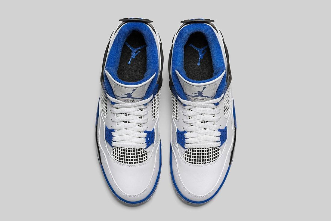Air Jordan 4 Motorsport 2017 Retro14