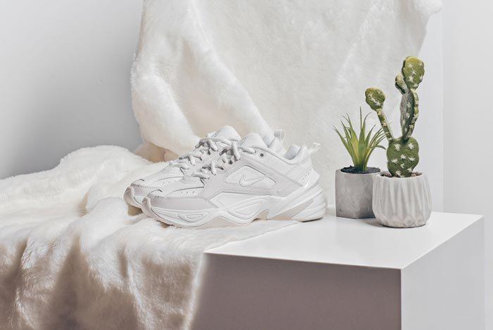 Nike M2K Tekno Particle Beige Summer White 4