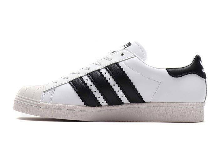 Adidas Superstar 80S White 2