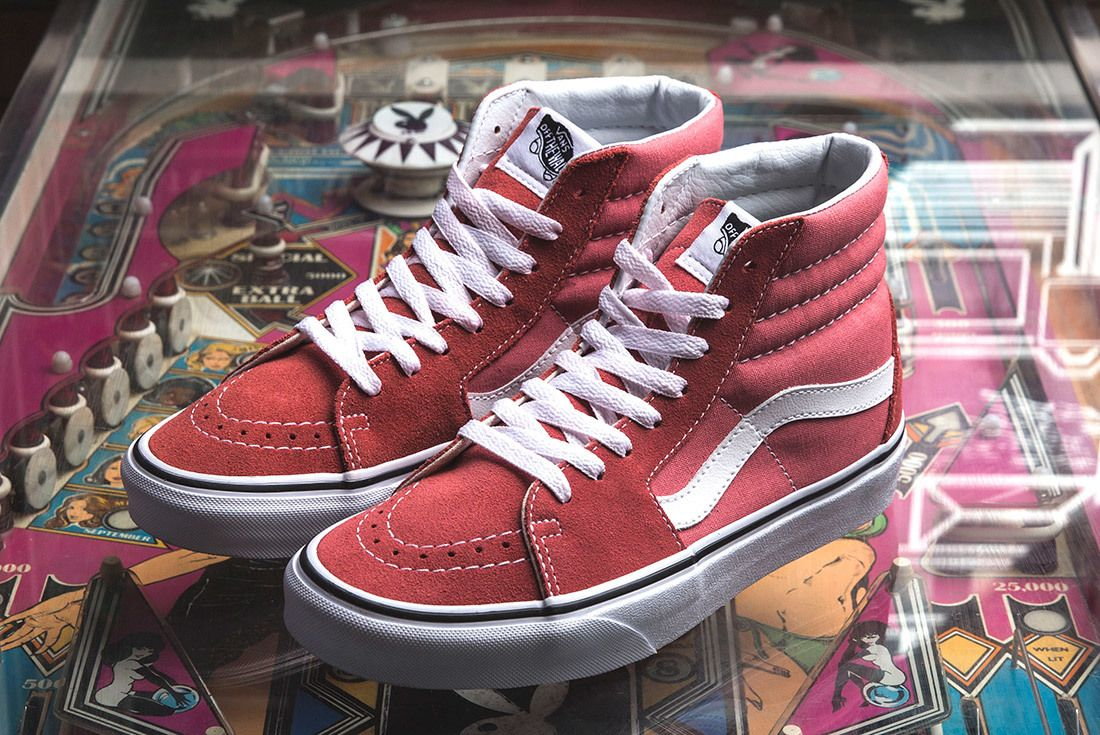 Vans Faded Rose Pack 6