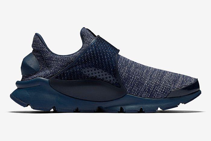 Nike Sock Dart Breathe Mignight Navy 3