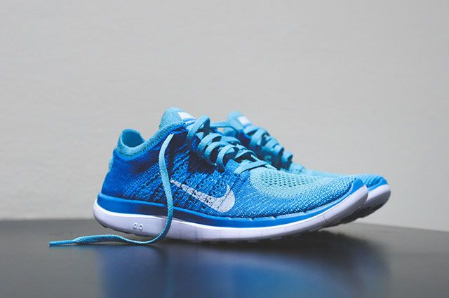 Wmns Flyknit 4 0 Turquoise Perspective2
