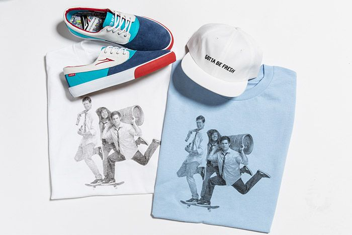 Workaholics Lakai Footwear Collection 14