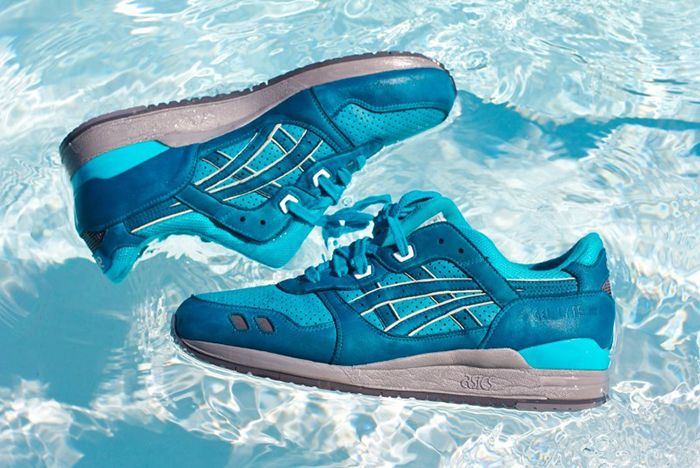 Ronnie Fieg Asics Gel Lyte Iii The Cove