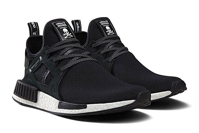 Mastermind Japan Adidas Nmd Xr1 Black 1